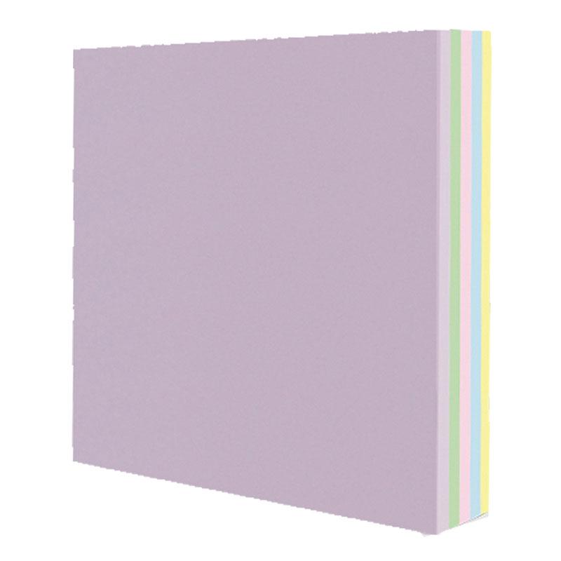 10*10cm-玩色紙-粉彩馬卡龍 JW-45B
