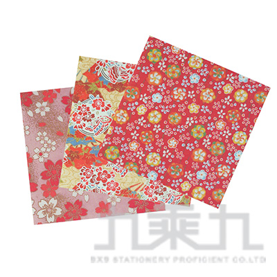10cm友禪色紙(Ⅱ) W10-018