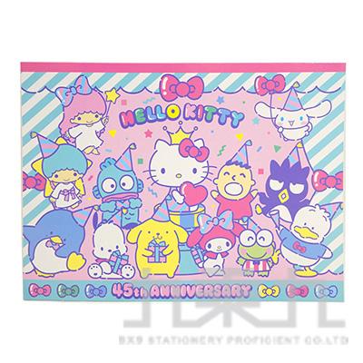 KITTY畫圖冊家族版 021255
