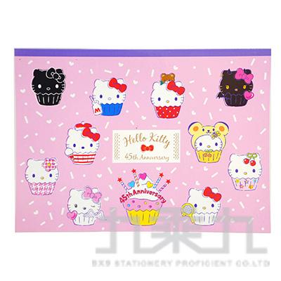 KITTY畫圖冊蛋糕版 021298