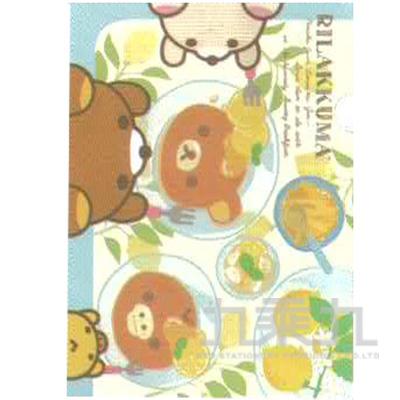 A4資料夾/BABY熊檸檬系  F/S:FY07001