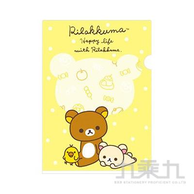 A4資料夾/BABY熊-黃 F/S:FY14001