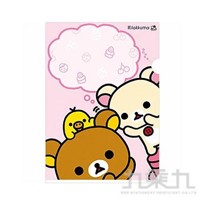 A4資料夾/BABY熊-粉 F/S:FY14002