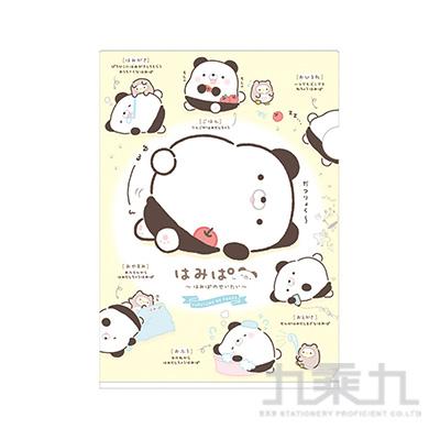 A4資料夾/ Q貓熊 F/S:FY27301