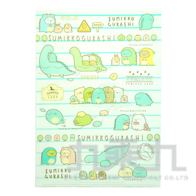 小夥伴L型書夾A-白 SGDA0204