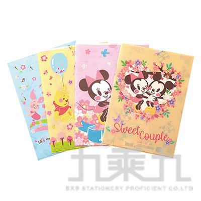 迪士尼(櫻花系)二用文件夾