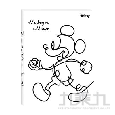 迪士尼20入資料本 SPAA-2001A