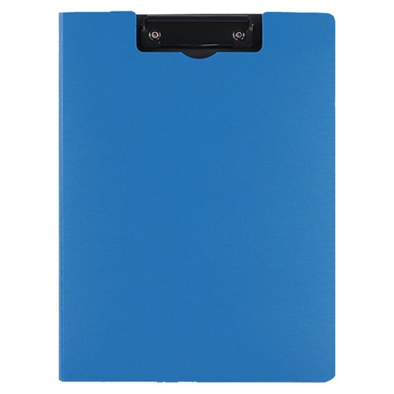 A4 羽絲直式丹麥夾-經典藍