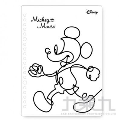 迪士尼PP封面版-20孔 DPIE-A5105