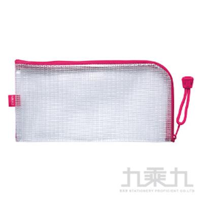 長18KL型防水拉鍊袋-粉 CC0905-01