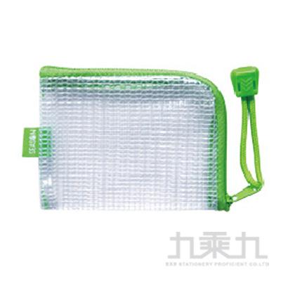 B8L型防水拉鍊袋-綠 CC0906-03