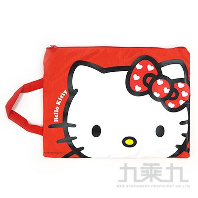 Hello Kitty 手提雙層網袋 195755