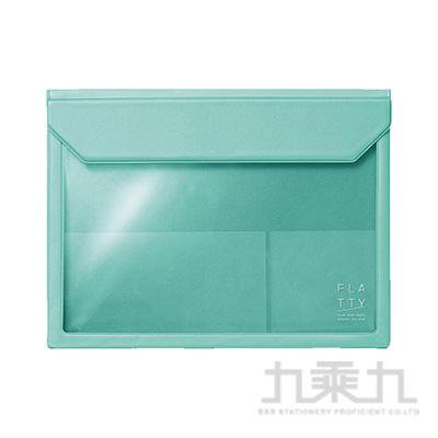 5360 FLATTY 薄荷綠 多用途收納袋(A6)