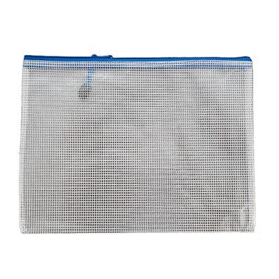 B5網格拉鍊袋