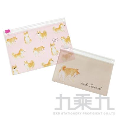 kamio-Hello Animal 收納袋-柴犬 06903