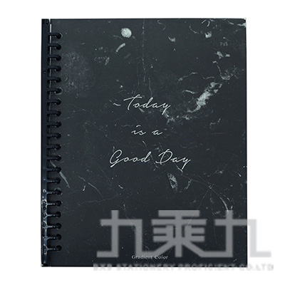 A5-20孔DIY筆記-小清新A W18-005