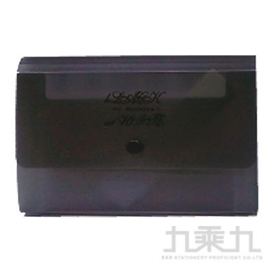 B&W智慧學人A6風琴夾(黑) YHB-A612-4A