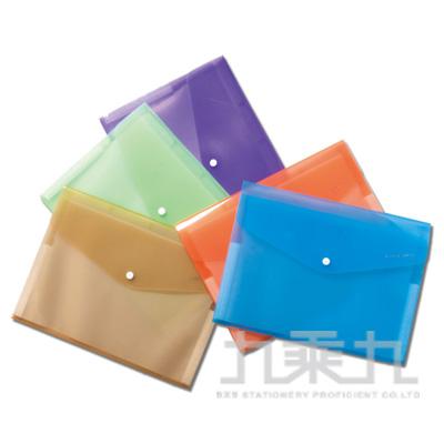 果凍5格風琴夾包 A0296
