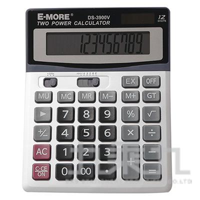E-MORE 12位元計算機 DS-3900V