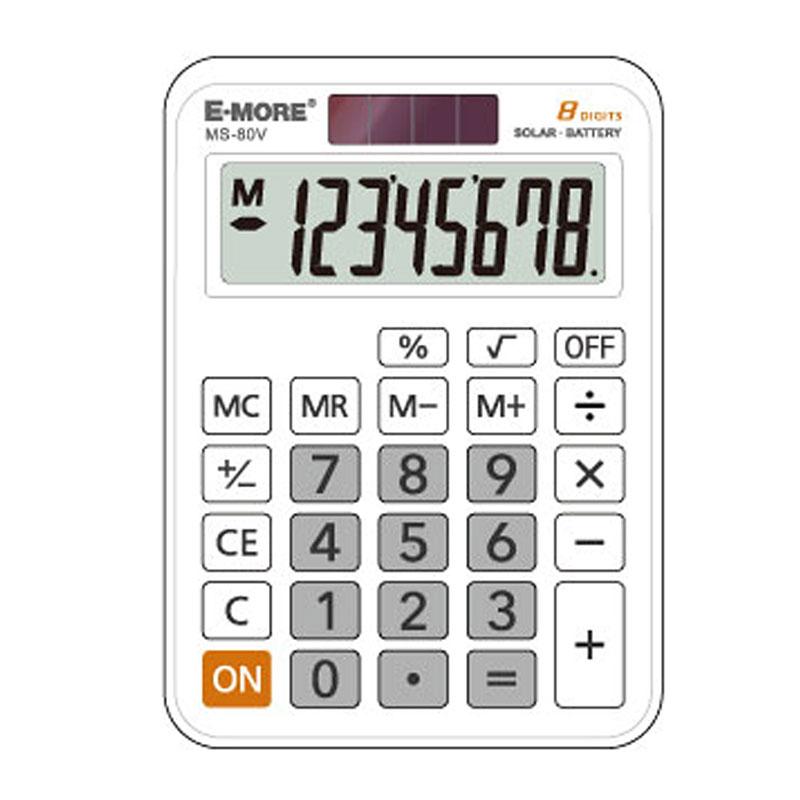 E-MORE 8位計算機 MS-80V