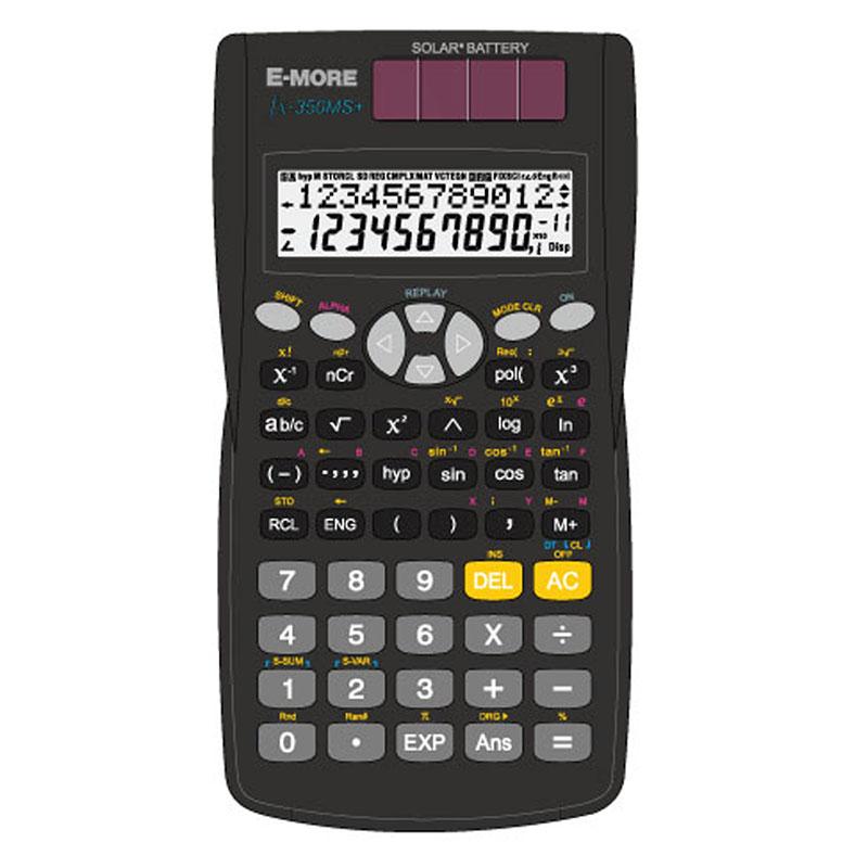 E-MORE工程計算機 FX-350MS+