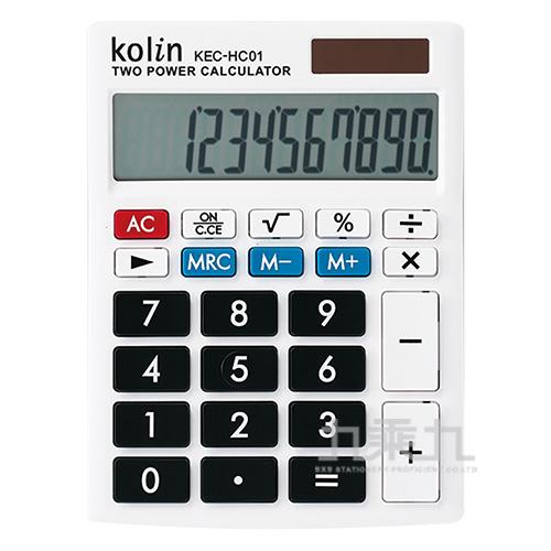 歌林12位元液晶計算機 KEC-HC01