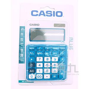 CASIO 12位元計算機 MS-20NC-BU