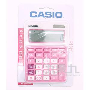 CASIO 12位元計算機 MS-20NC-PK