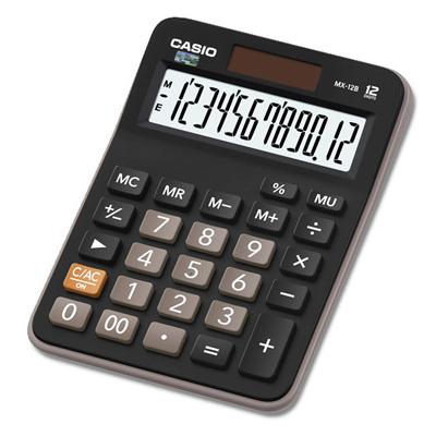CASIO 12位計算機 MX-12B