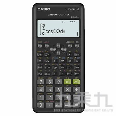 CASIO 工程用計算機 FX-570ES PLUSII