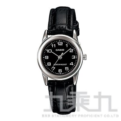 CASIO Analog手錶 LTP-V001L-1BUDF