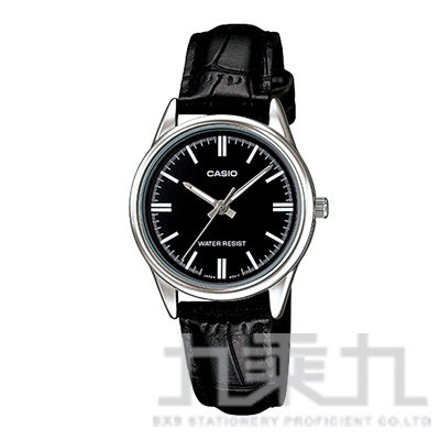 CASIO Analog手錶 LTP-V005L-1A