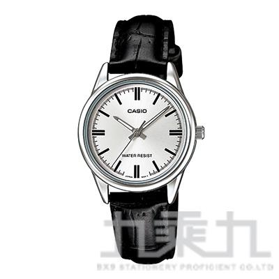 CASIO Analog手錶 LTP-V005L-7A