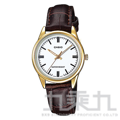 CASIO 手錶 (Analog) LTP-V005GL-7AUDF