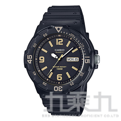 CASIO Analog手錶 MRW-200H-1B3