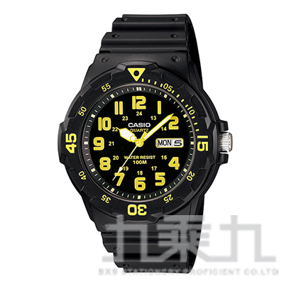CASIO Analog手錶 MRW-200H-9BVDF