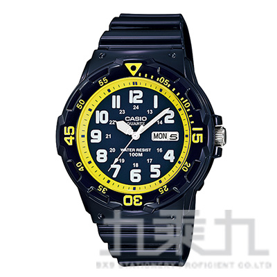 CASIO Analog手錶 MRW-200HC-2BVDF