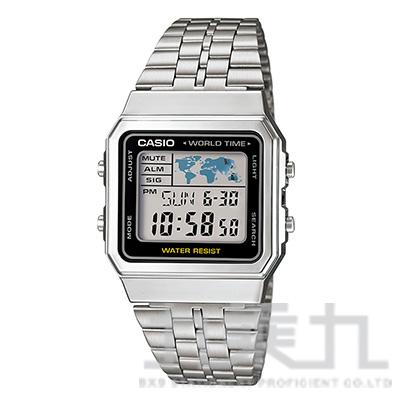 CASIO 手錶 A500WA-1DF