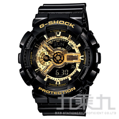 CASIO G-SHOCK手錶 GA-110GB-1A