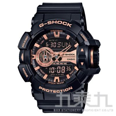 CASIO G-SHOCK手錶 GA-400GB-1A4
