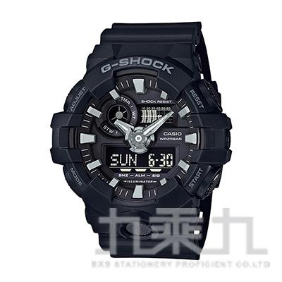 CASIO G-SHOCK手錶 GA-700-1B