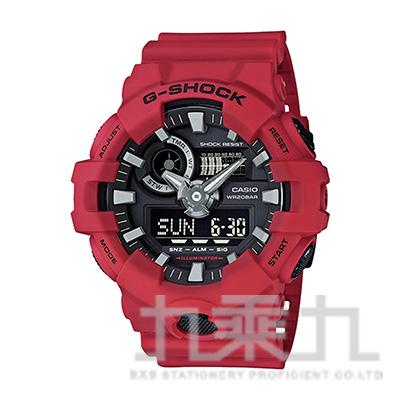 CASIO G-SHOCK手錶 GA-700-4A