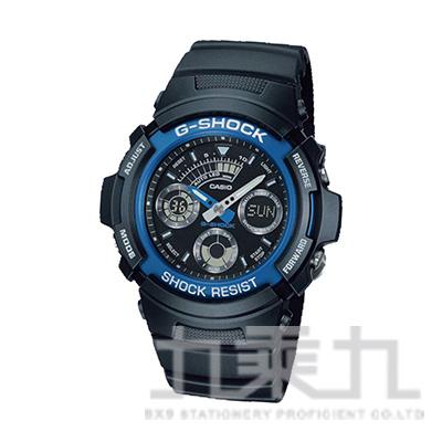 CASIO G-SHOCK手錶 AW-591-2A