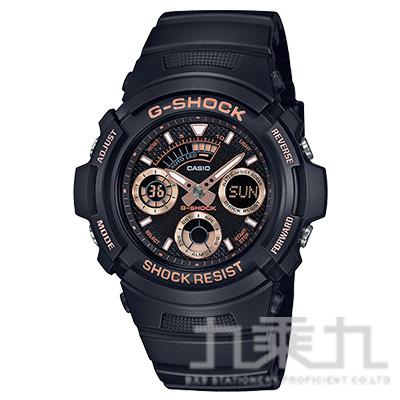 CASIO G-SHOCK手錶 AW-591GBX-1A4