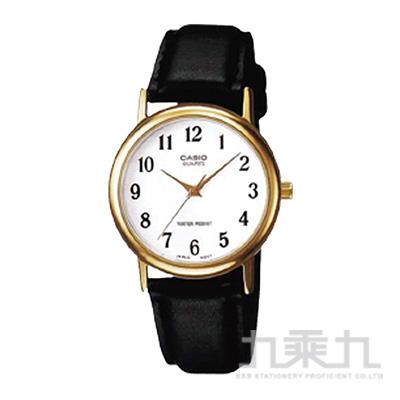 CASIO 手錶 MTP-1095Q-7BD