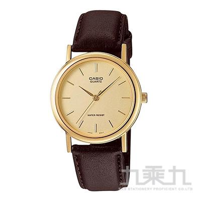 CASIO 手錶 MTP-1095Q-9AD