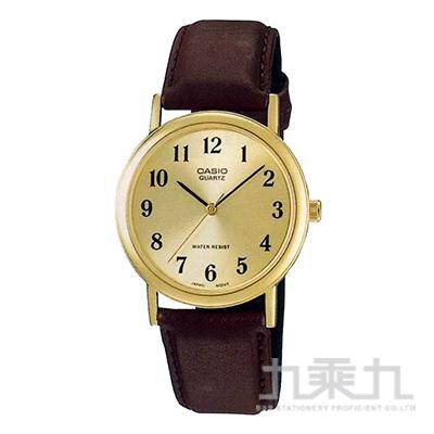 CASIO 手錶 MTP-1095Q-9B1D