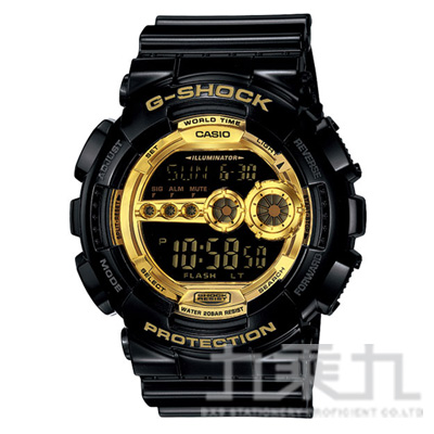 CASIO G-SHOCK手錶 GD-100GB-1D