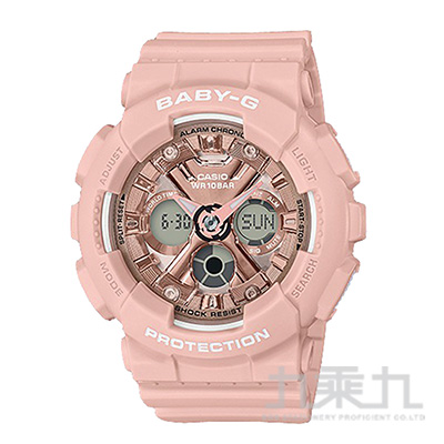 CASIO BABY-G手錶 BA-130-4A