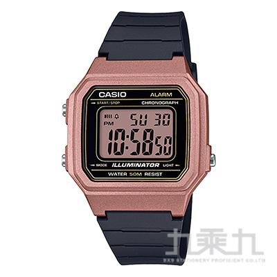 CASIO手錶 W-217HM-5AVDF